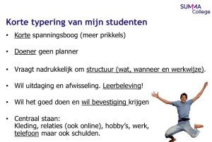 Typering mbo student